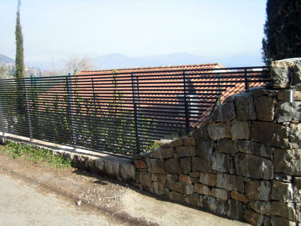 Grilles de clôture sur mesure