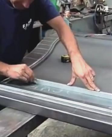 Ferronnerie upsteel fabrication
